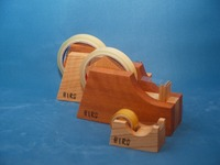 木製テープカッター 5
