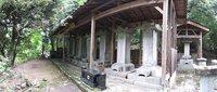 壺渓御廟パノラマ 2